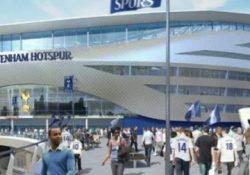 Stadion Baru Tottenham Hostpur