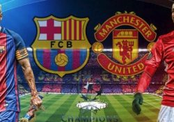Live Streaming Barcelona Vs Manchester United