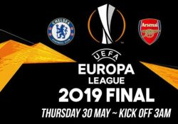 Live Streaming Chelsea Vs Arsenal Europa League
